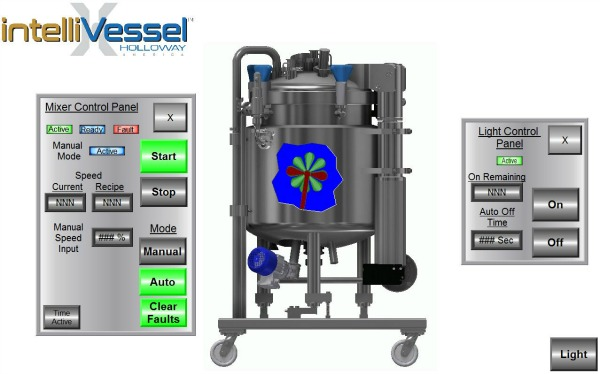 An industry leader in stainless steel pressure vessels and tanks, HOLLOWAY AMERICA recently introduced The intelliVessel™.
