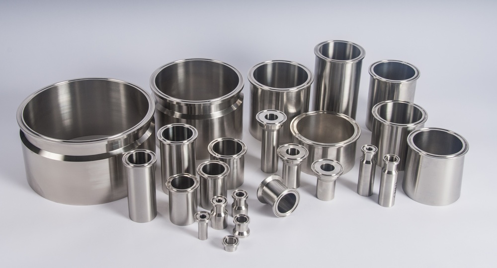 HOLLOWAY offers a selection of stainless steel ferrules, including heavy wall and ASME.