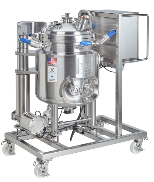 Discover how HOLLOWAY's most recent innovation in stainless steel vessel lift technology can work for your business.