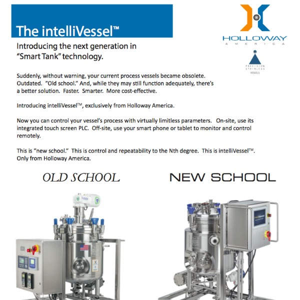 Learn more about the intelliVessel™'s smart tank control panel offerings.