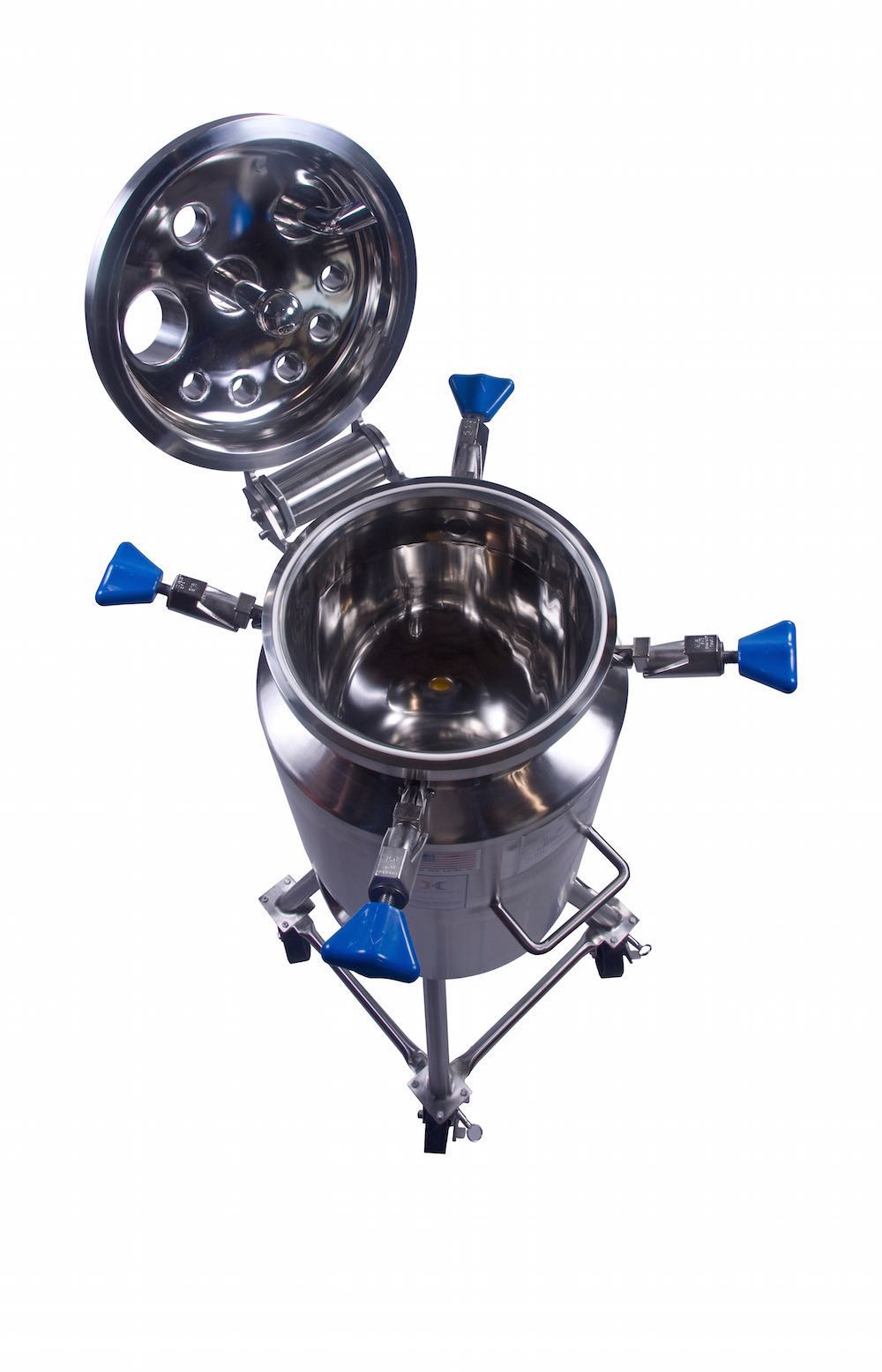 Pass testing for ASME pressure vessels with HOLLOWAY.