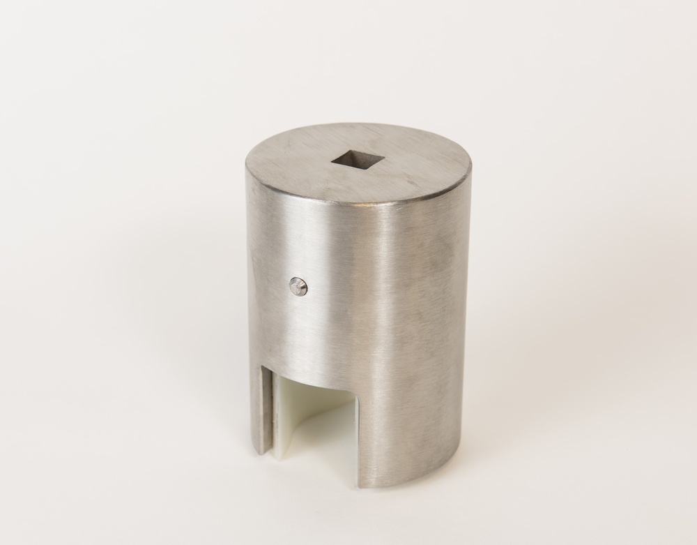 Smaller Precision Stainless tank and pressure vessel parts are crucial.