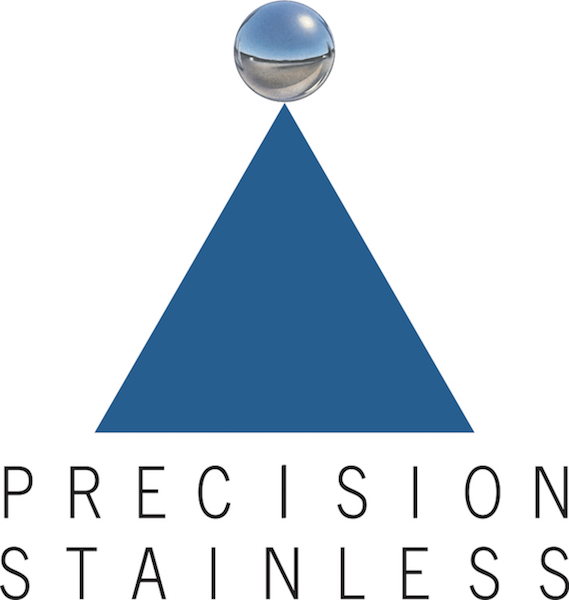 Precision Stainless pressure vessel parts are always stocked at Holloway.