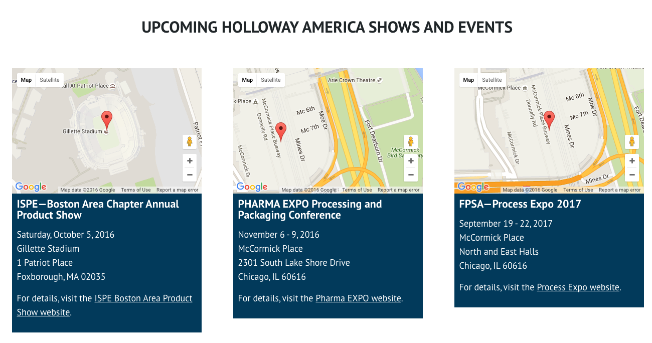 For events about tanks and pressure vessels, see our Upcoming Events page.